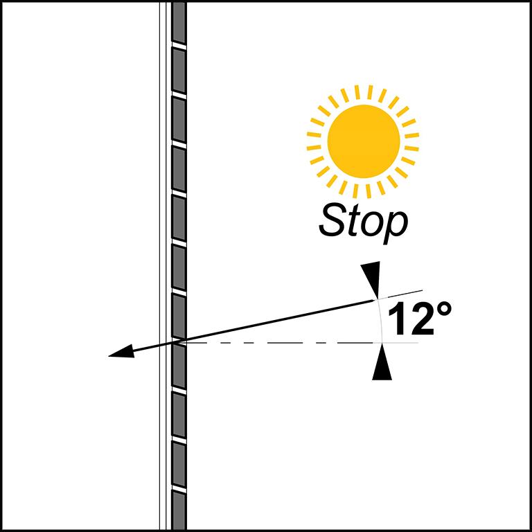SKIRPUS Holzschiebeläden - Modell 1, Sonnenschutz