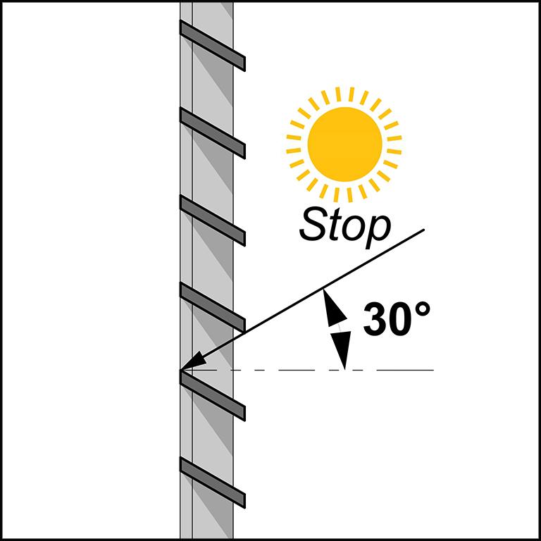 SKIRPUS Holzschiebeläden – Modell 2, Sonnenschutz